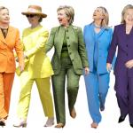 United Colors of Hillary meme