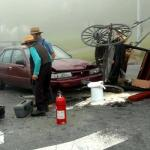 Amish Car Accident meme