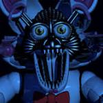 Funtime foxy jumpscare fnaf sister location meme