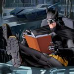 Batman Reading  meme