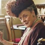 Maggie Smith Silly String meme