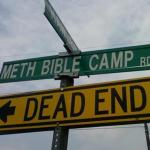 Meth Bible Camp meme