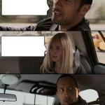 The Rock Driving Europe  meme