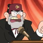 Gravity Falls: Stan's stump speech meme