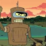 Bender Peace By Force meme