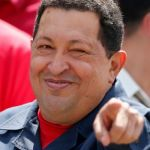 Chavez Meme | GOOD TO SEE YOU, FIDEL! WELCOME TO HELL! | image tagged in memes,chavez | made w/ Imgflip meme maker