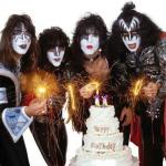 Kiss Birthday Cake meme