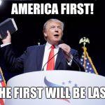 Trump Bible Meme Generator - Imgflip