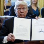 Donald Trump Executive Order meme