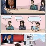 Trump Meeting Suggestion meme