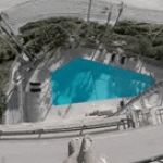 Daredevil jump into a swimming pool from of a rooftop | image tagged in gifs,daredevil,swimming pool,jump,google images | made w/ Imgflip video-to-gif maker