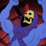 Skeletor meme