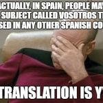 "Saw someone saying something about ""Americans using Y'all"" 