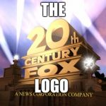20th centiry fox | THE LOGO | image tagged in 20th centiry fox | made w/ Imgflip meme maker