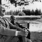 Adolf Hitler laughing meme
