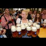 German beer garden meme