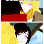 "rwby | ...AND THEN, AT THE END OF THE TRAILER LUKE TURNS AND SAYS TO REY ""IT'S TIME FOR THE JEDI TO END""! ?!? 
