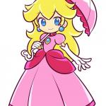 Princess Peach meme