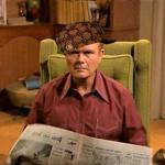 Red Foreman Scumbag Hat