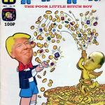 RIchie Rich Trump with pal Putin meme