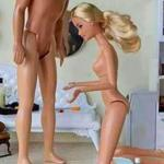 Barbie WTF meme
