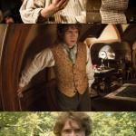 the hobbit meme