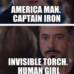 Captain America Meme Maker