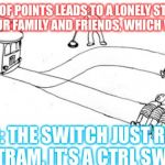 Trolley Problem Meme Generator Imgflip