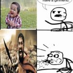 Cereal Guy Meme | image tagged in memes,cereal guy | made w/ Imgflip meme maker