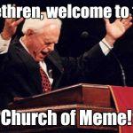 preacher Meme Generator - Imgflip