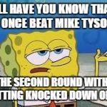meme Tough spongebob