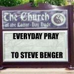 1t73ie church sign meme generator imgflip