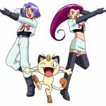 Team Rocket meme