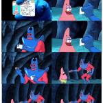 patrick not my wallet meme