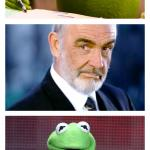 Sean and Kermit meme