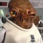 Admiral Ackbar | THE ORIGINAL SIDE EYE | image tagged in admiral ackbar | made w/ Imgflip meme maker
