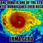 Irmageddon  |Hurricane Irma Memes