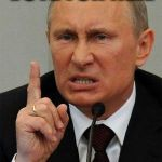 AngryPutin | VOTE FOR NEIL OR I WILL NUKE YOU | image tagged in angryputin | made w/ Imgflip meme maker