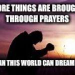 prayer meme generator imgflip