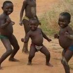 dancing african children meme