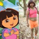 Dora Transgendered meme