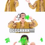 I was looking at PPAP and a boost of upvotes and put them together and i got a Upvote PPAP meme!! ( ͡° ͜ʖ ͡°)  MEME_WARS WEEK | I HAVE A ARROW I HAVE A GREEN UGGGHHHH!!!! UPVOTE | image tagged in memes,ppap | made w/ Imgflip meme maker