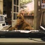 Alf synthesizer keyboard meme