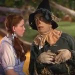Dorothy and the Scarecrow meme