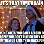 Christmas Vacation Meme.Christmas Vacation Blank Template Imgflip