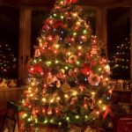 Christmas Tree | LETS KEEP THE CHRIST IN CHRISTMAS | image tagged in christmas tree | made w/ Imgflip meme maker