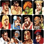 Characters from Street Fighter 2 meme
