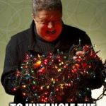 Christmas Lights | WHEN IT'S TIME TO UNTANGLE THE CHRISTMAS LIGHTS | image tagged in christmas lights | made w/ Imgflip meme maker