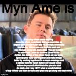 My Name is Jeff | Myn Ame is Everyday when you're walking down the street, everybody that you meet Has an original point of view And I say HEY! what a wonderf | image tagged in my name is jeff | made w/ Imgflip meme maker