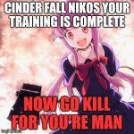 Yandere Meme Generator - Imgflip